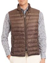 Etro Paisley Quilted Vest