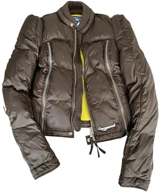 DSQUARED2 Brown Coat for Women