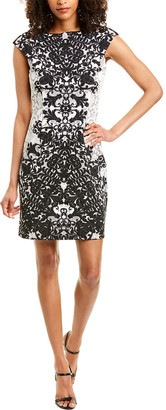 London Times Sheath Dress