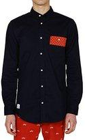 Wesc Men's Arak Long Sleeve Shirt