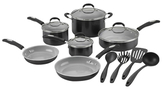 Cuisinart Ceramic Non-Stick Cookware Set (14 PC)