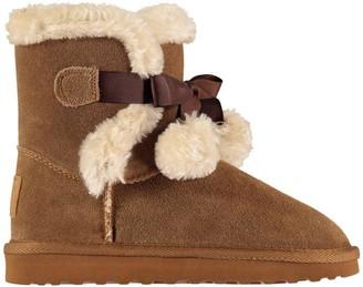 Soul Cal SoulCal Carmel Snug Boots Child Girls