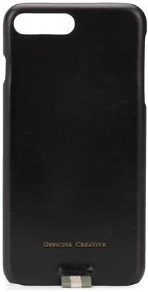 Officine Creative logo embossed iPhone 8 Plus case