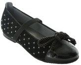 Jumping Jacks Girl's 'Katrina' Studded Ballet Flat