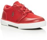 Ralph Lauren Boys' Faxon II Lace Up Sneakers - Toddler