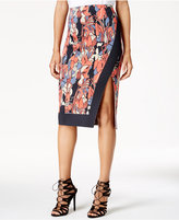 Rachel Roy Printed Pencil Skirt, Only at Macy's