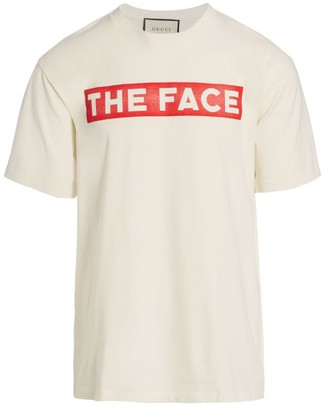 Gucci Cotton Jersey Tee