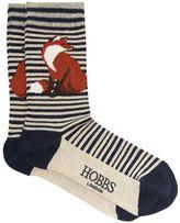 Hobbs Fox Single Sock