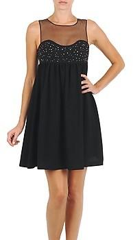 Manoush ROBE ETINCELLE women's Dress in Black