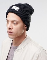 Element Beanie in Waffle Knit