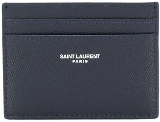 Saint Laurent Logo Cardholder