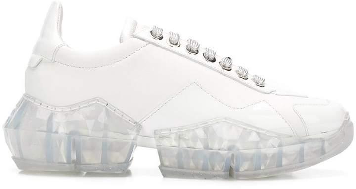 White Choo Sneakers Shopstyle Jimmy Women's rdCxtQsh