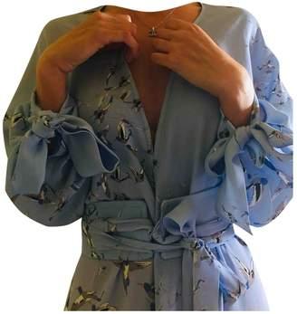 Non Signé / Unsigned Non Signe / Unsigned Manche ballon Other Viscose Dresses
