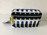 Sonia Kashuk The Overnighter Cosmetic Bag Case - Lipstick Print