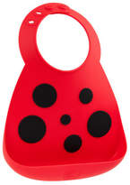 Make My Day Ladybug Baby Bib