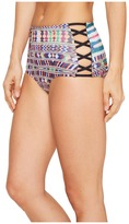 Roxy Cuba Cuba High Waist Bikini Bottom Women's Swimwear