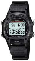 Casio Men's Digital Watch - Black (FE10-1A)