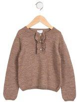 Jacadi Girls' Wool Sweater