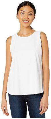 Nic+Zoe Tech Stretch Tank (Paper White) Women's Clothing