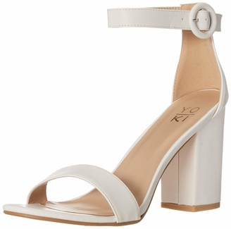 Yoki Friday Women's Single Strap High Heel