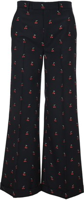 Gucci GG Cherry Pants