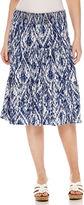ST. JOHN'S BAY St. John's Bay Short Knit Skirt
