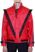 Mjb2c - Michael Jackson Costume - Thriller Leather Jacket