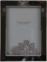 One Kings Lane Vintage Platinum Picture Frame, C. 1980