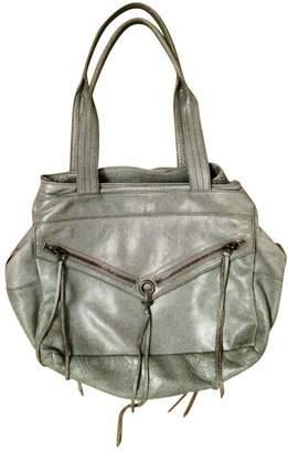 Zadig & Voltaire Green Leather Handbags