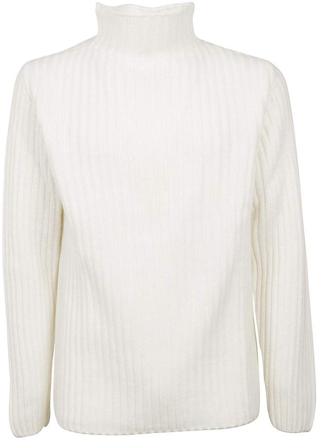 Eleventy Ribbed Sweater