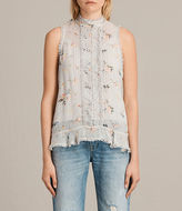 AllSaints Mina Meadow Top