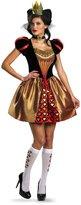 Disguise Women's Alice In Wonderland Movie Sassy Queen Costume