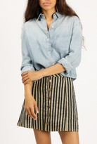 Azalea L/S Button Down Tencel Shirt