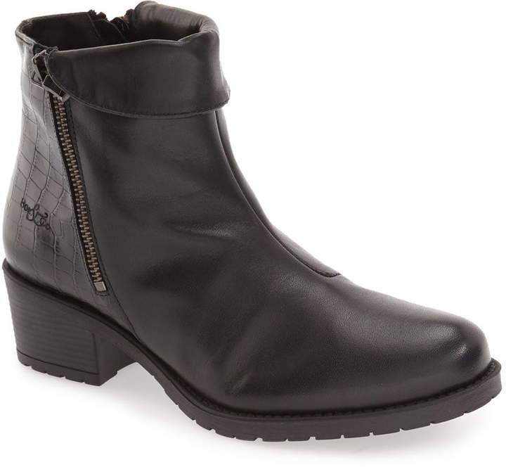 Bos. & Co. 'Borano' Slouchy Waterproof Bootie