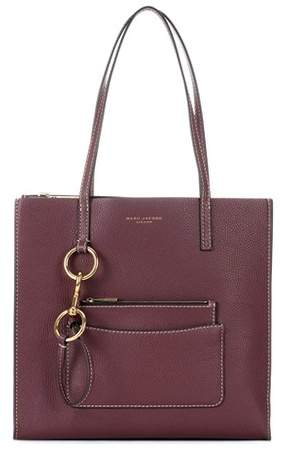 Marc Jacobs Bold Grind leather tote