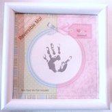 Carter's Shadowbox Handprint Kit (For Girl or Boy) Non-Toxic