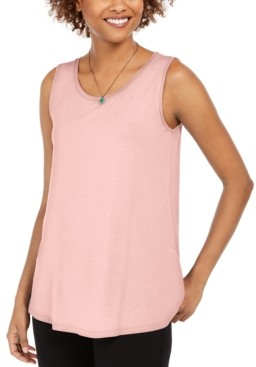 Style&Co. Style & Co Petite Swing Tank Top, Created for Macy's