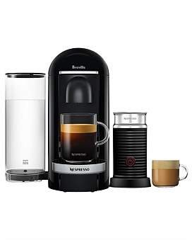 Nespresso Bnv450Blk Vertuo Bundle Coffee Machine