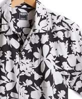Todd Snyder Short Sleeve Camp Collar Floral Shirt