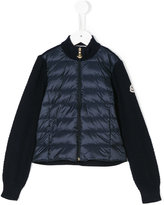 Moncler padded chest jacket
