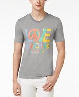 Love Moschino Men's Slim-Fit Graphic Print T-Shirt