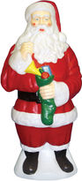 JCPenney General Foam Plastics Outdoor Holiday Traditional Santa