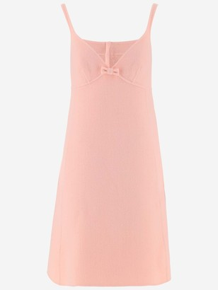 Marc Jacobs Bow Detail Sleeveless Dress
