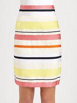 Weekend MaxMara Carabo Striped Skirt