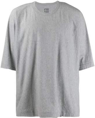 Issey Miyake Homme Plissé oversized T-shirt