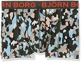 Bjorn Borg Men's Bb Winter Camo, 1-P Boxer Shorts
