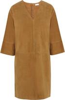 Vince Suede mini dress
