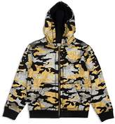 True Religion Boys' Metallic Camo Print Hoodie - Big Kid