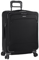 Briggs & Riley Men's 'Transcend' Medium Expandable Wheeled Suitcase - Black