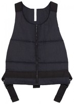 Cottweiler Midnight Blue Quilted Shell Gilet